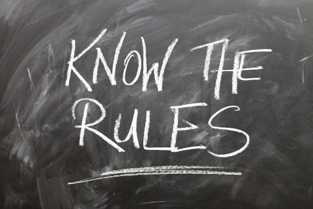 Paraphrasing Rules