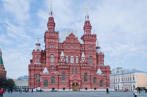 History of Red Square
