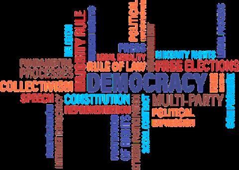 Democracy in Uk