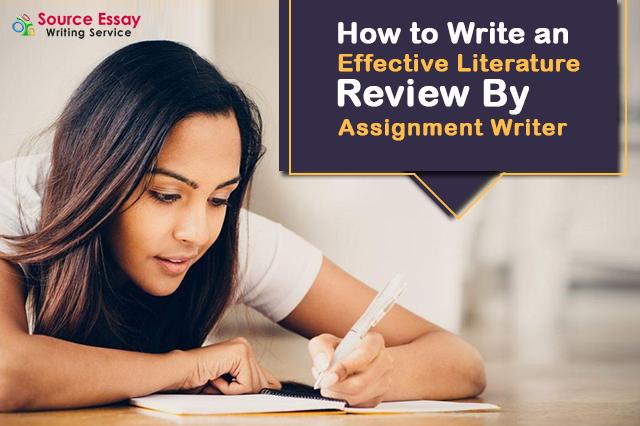 Assignment Writer