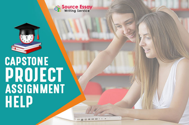 Capstone project assignment help by academic experts