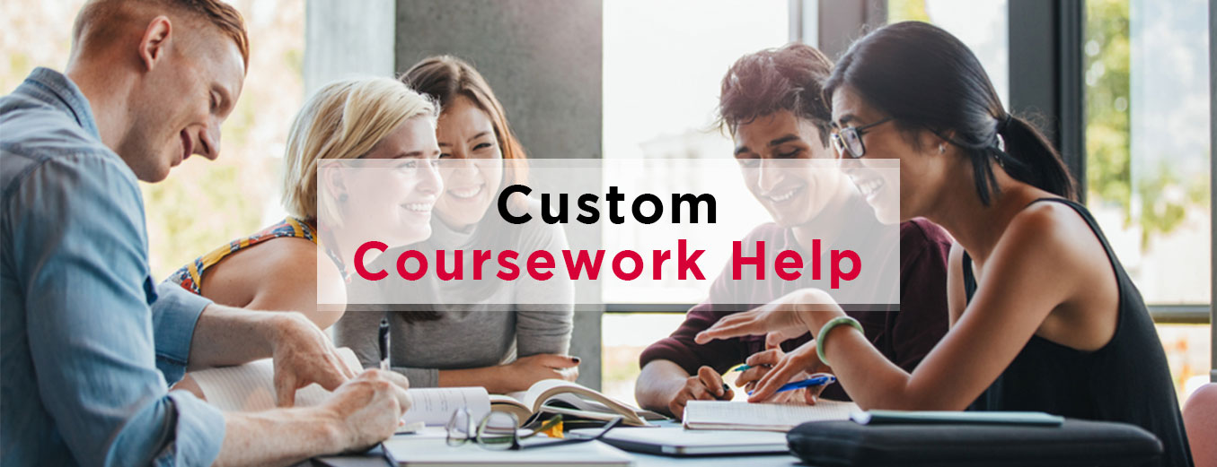 Custom courseworks
