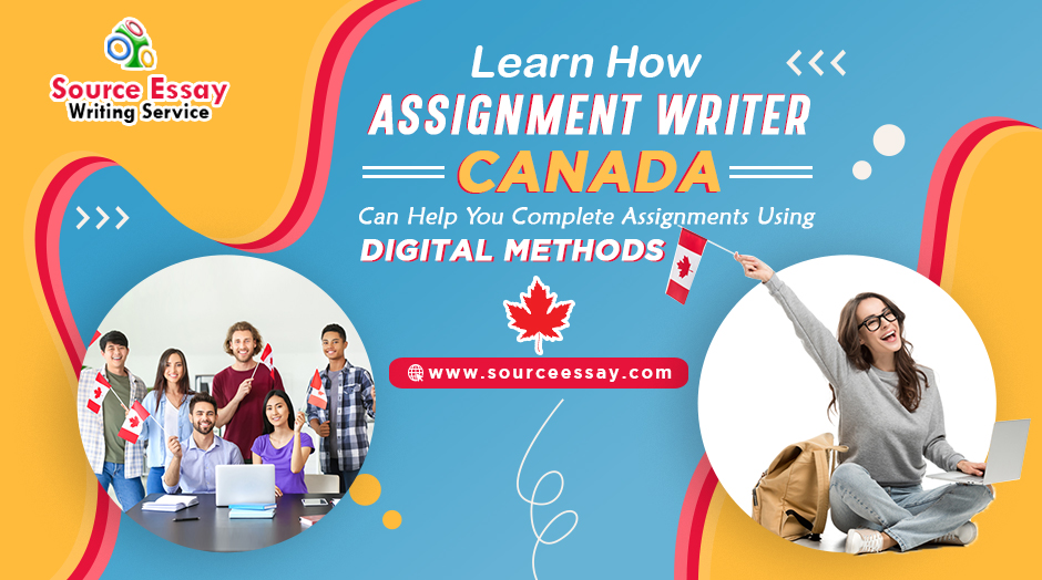 Assignment Writer Canada