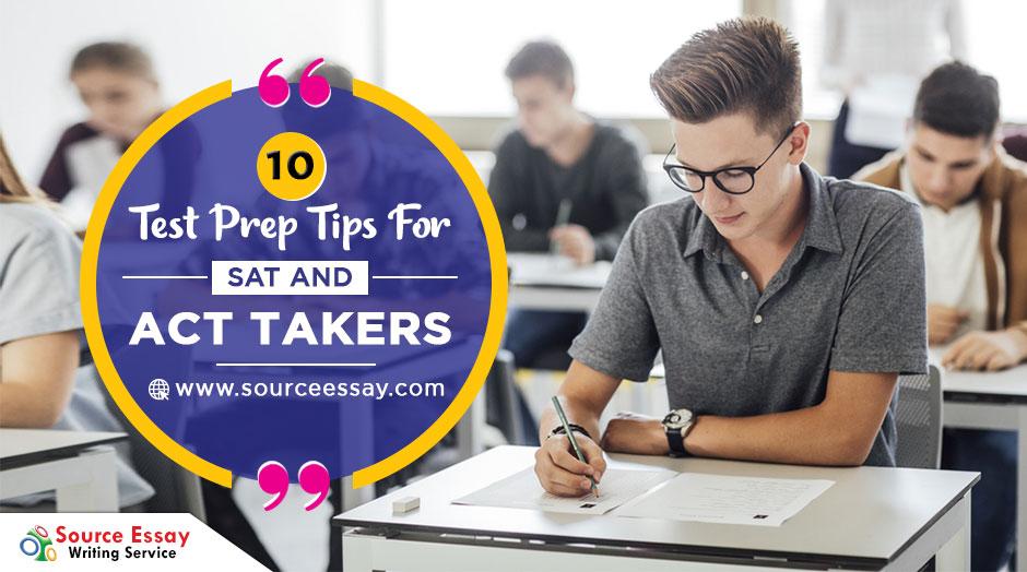 10 Test Prep Tips