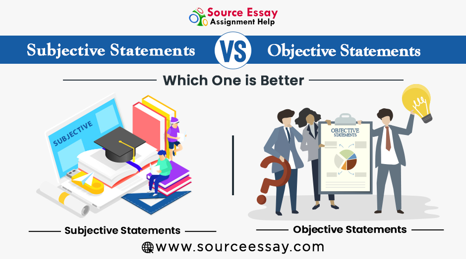 Subjective Vs Objective Statements