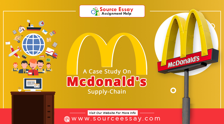 Mcdonald's Supply-Chain