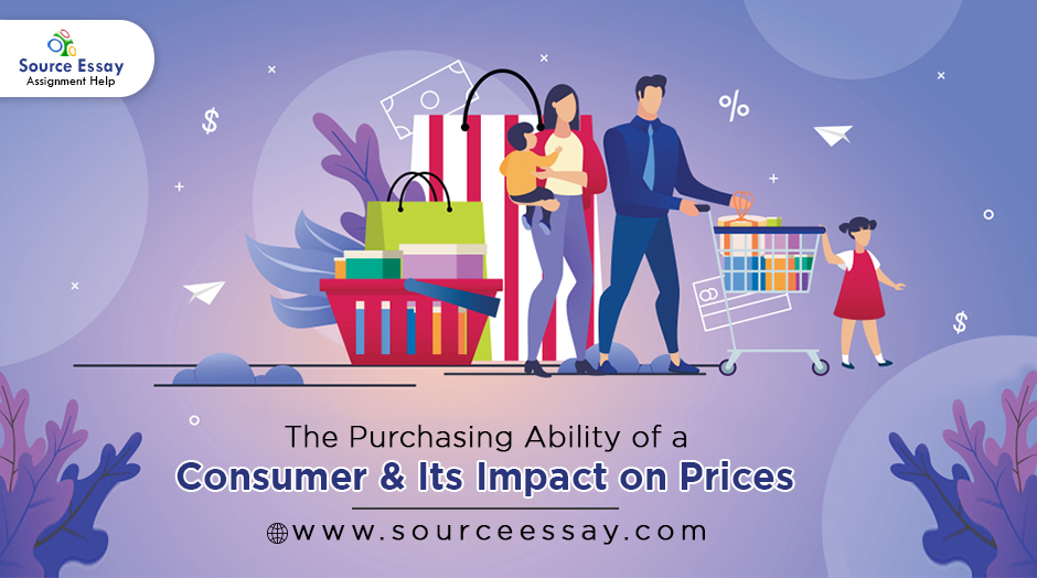 Purchasing Ability of A Consumer