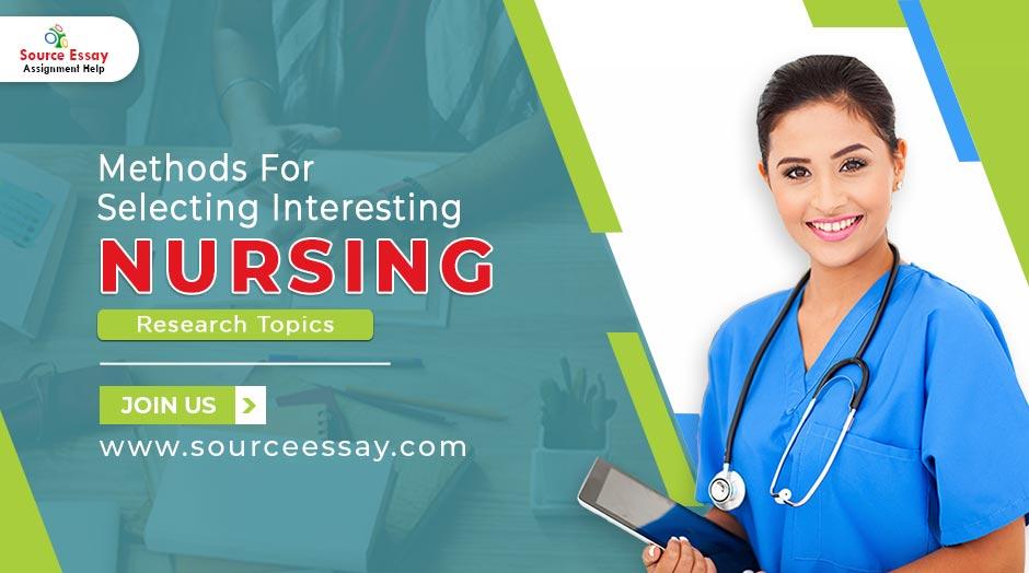 Nursing Research Topics