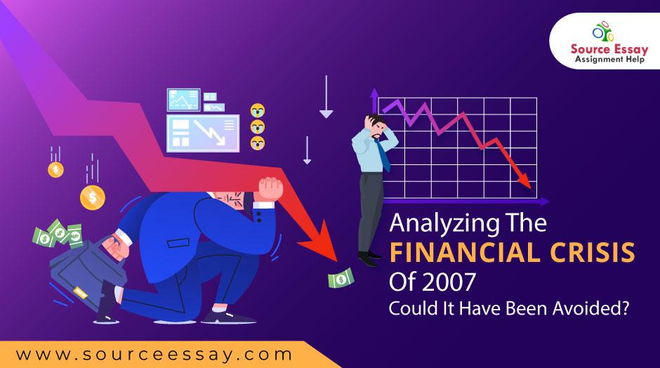 Financial Crisis Of 2007