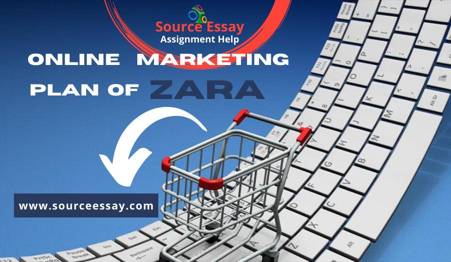 Marketing Plan Of ZARA